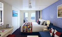 Carnival Horizon Balcony Stateroom