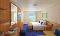 Carnival Horizon Oceanview Stateroom