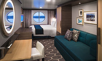 Symphony Of The Seas Oceanview Stateroom