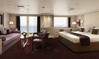 Nieuw Statendam Suite Stateroom