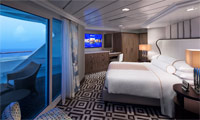 Azamara Pursuit Suite Stateroom