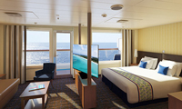 Carnival Panorama Suite Stateroom