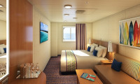 Carnival Panorama Oceanview Stateroom