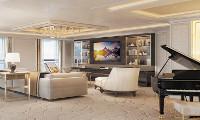 Seven Seas Splendor Suite Stateroom