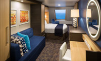 Spectrum Of The Seas Oceanview Stateroom