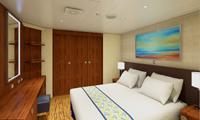 Carnival Sunrise Suite Stateroom