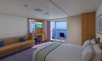 Carnival Sunrise Balcony Stateroom