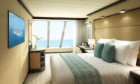 Enchanted Princess Oceanview Stateroom