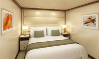 Discovery Princess Inside Stateroom