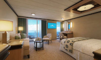 Discovery Princess Suite Stateroom