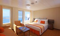 Carnival Radiance Suite Stateroom