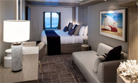 Celebrity Apex Oceanview Stateroom
