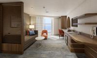 Mardi Gras Suite Stateroom