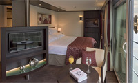 Avalon View Suite Stateroom