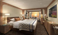 Seabourn Venture Oceanview Stateroom