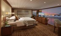 Seabourn Venture Suite Stateroom
