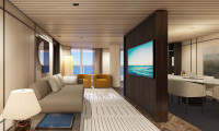 Norwegian Prima Suite Stateroom