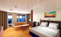 Carnival Elation Suite Stateroom