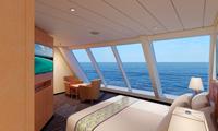 Carnival Elation Oceanview Stateroom