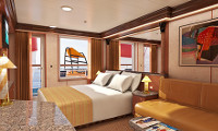 Carnival Fascination Suite Stateroom