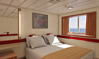 Carnival Fascination Oceanview Stateroom