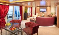 Seabourn Odyssey Suite Stateroom