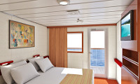 Carnival Fascination Balcony Stateroom