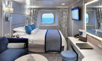 Sirena Oceanview Stateroom