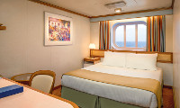 Sapphire Princess Oceanview Stateroom
