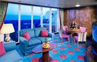 Norwegian Sky Suite Stateroom