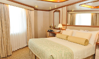 Crown Princess Suite Stateroom