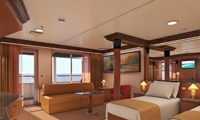 Carnival Inspiration Suite Stateroom