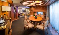 Westerdam Suite Stateroom