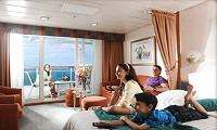 Explorer Of The Seas Suite Stateroom