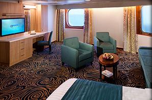 Explorer Of The Seas Oceanview Stateroom