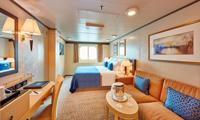 Queen Victoria Oceanview Stateroom