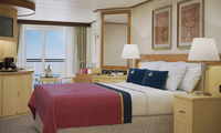 Queen Victoria Suite Stateroom