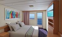 Carnival Paradise Balcony Stateroom