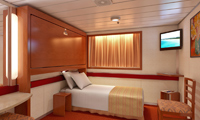 Carnival Paradise Inside Stateroom