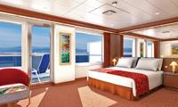 Carnival Valor Suite Stateroom