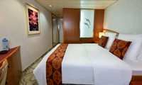Celebrity Xpedition Oceanview Stateroom