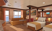 Carnival Fantasy Suite Stateroom