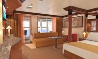 Carnival Sensation Suite Stateroom