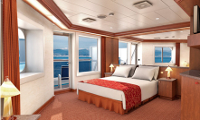 Carnival Glory Suite Stateroom