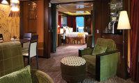 Norwegian Jewel Suite Stateroom