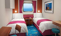Norwegian Jewel Oceanview Stateroom