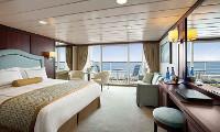 Nautica Suite Stateroom
