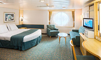Freedom Of The Seas Oceanview Stateroom