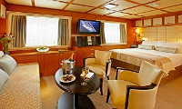 Wind Star Suite Stateroom