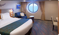 Radiance Of The Seas Oceanview Stateroom